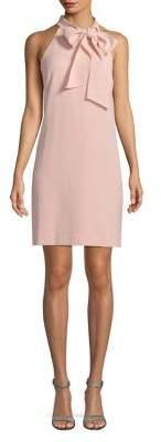 Vince Camuto Self-Tie Halter Dress
