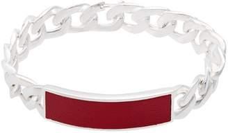 Maison Margiela anonymous ID bracelet