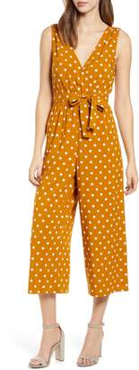 BP Polka Dot Jumpsuit