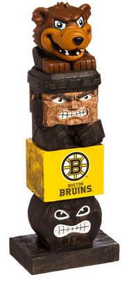 Evergreen Boston Bruins Tiki Totem