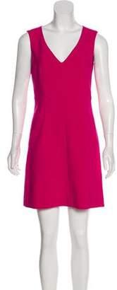 Diane von Furstenberg Halle Sleeveless Mini Dress