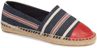 7d6bc632afed Tory Burch Colorblock Espadrille Flat