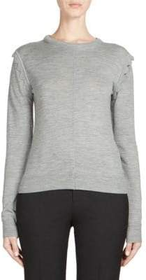 Chloé Wool Crewneck Sweater