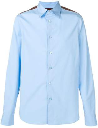 Marni pointed collar shirt