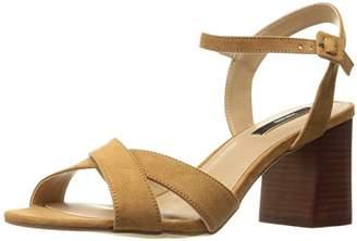 Kensie Women's Exalia Heeled Sandal