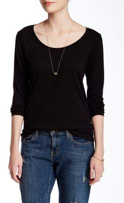 Threads 4 Thought Sydney Scoop Long Sleeve Tee