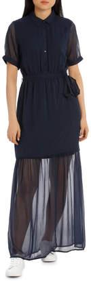 Vero Moda Short Sleeve Maxi Dress KAA