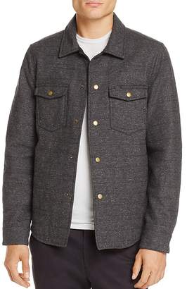 Billy Reid Michael Quilted Shirt Jacket - 100% Exclusive