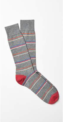J.Mclaughlin Striped Socks