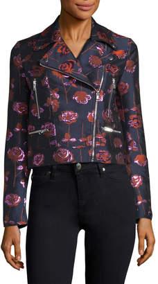 Manoush Women's Brocard Roses Jacket