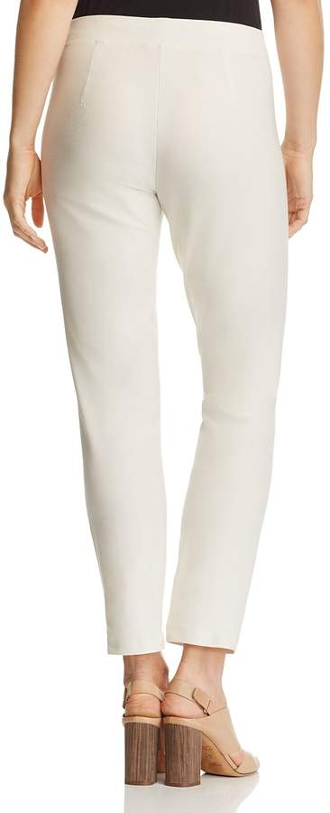 Eileen Fisher System Slim Ankle Pants