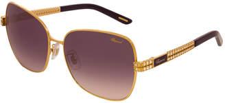 Chopard Women's Schb25s 130Mm Sunglasses