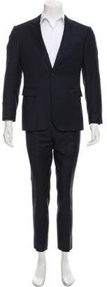Burberry Wool Two-Button Suit