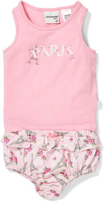 Peter Alexander Baby Paris Bloomer Pj Set