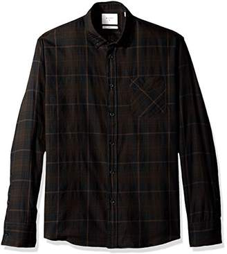 Billy Reid Men's Standard Fit Button Down Wallace Shirt