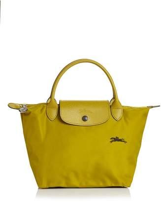 Longchamp Le Pliage Club Small Top Handle Nylon Handbag