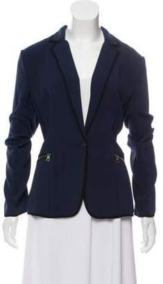 Rag & Bone Peak Lapel Button Up Blazer