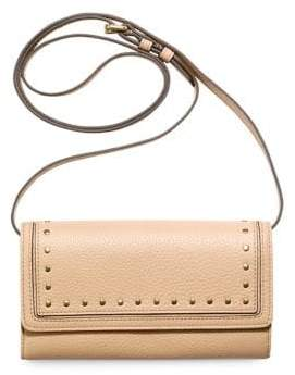 Cole Haan Cassidy Smartphone Leather Crossbody Bag