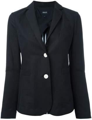 Armani Jeans two-button blazer