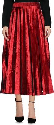 Marani Jeans 3/4 length skirts