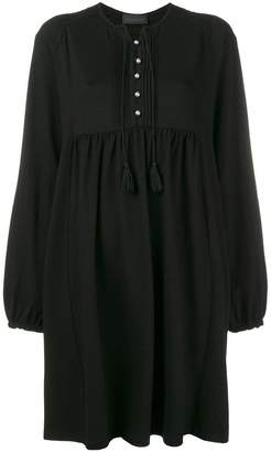 Diesel Black Gold tassel tunic dress