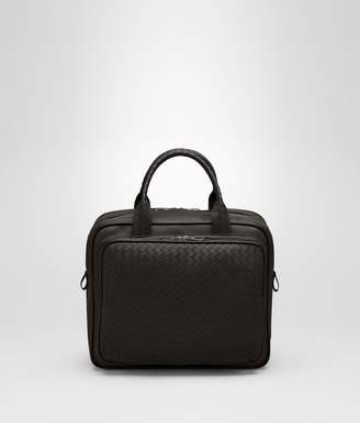 Bottega Veneta Steel Intrecciato Briefcase