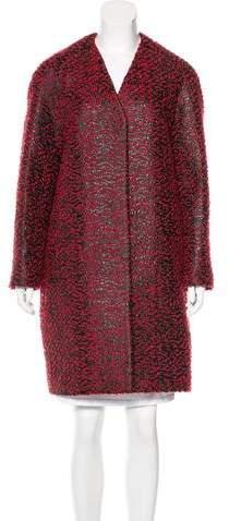 Balenciaga Balenciaga Fall 2015 Bouclé Coat