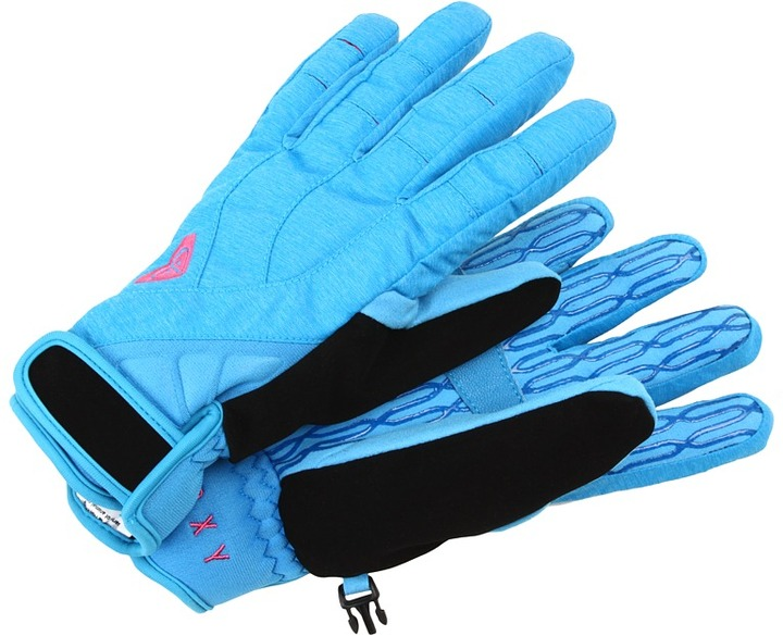 Roxy Butterfly Glove (Aster Blue) - Accessories