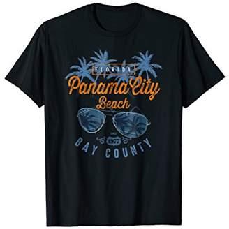 City Beach Panama Graphic Vintage T-shirt