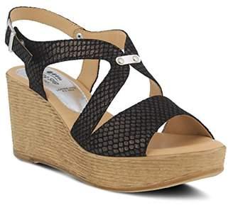 Spring Step Women's Nevena Wedge Sandal