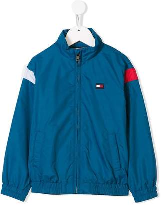 Tommy Hilfiger (トミー ヒルフィガー) - Tommy Hilfiger Junior zipped sports jacket