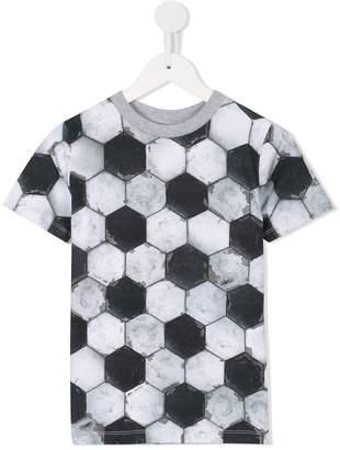 Molo football printed T-shirt