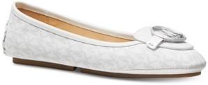 Michael Kors Michael Lillie Moccasin Flats Women's Shoes