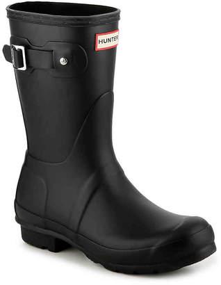 Hunter Short Matte Rain Boot - Women's