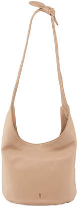 Thacker La Paz Leather Hobo Shoulder Bag