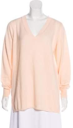 Max Mara Cashmere V-Neck Sweater