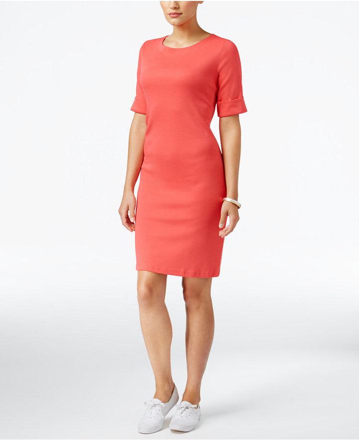 Karen Scott T-Shirt Dress, Only at Macy's 7