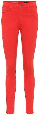 The Farrah skinny ankle jeans