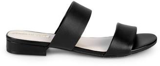 Kenneth Cole New York 7 Viola Leather Slides