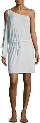 Young Fabulous & Broke Women's Lula Asymmetrical One Shoulder Dress