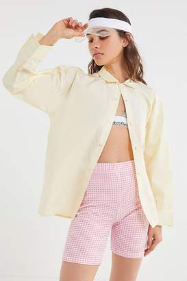 Urban Outfitters Charlie Oversized Button-Down Shirt