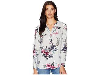 Joules Rosamund Woven Printed Blouse