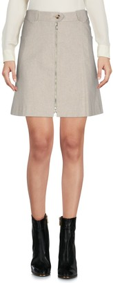 Boy By Band Of Outsiders Mini skirts - Item 13173004LB