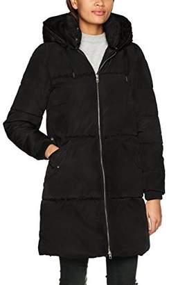 Only Women's Onledina Long Nylon OTW Coat,(Manufacturer Size: Medium)
