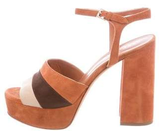 Derek Lam Platform High Heel Sandals