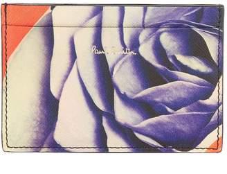 Paul Smith Floral Card Holder