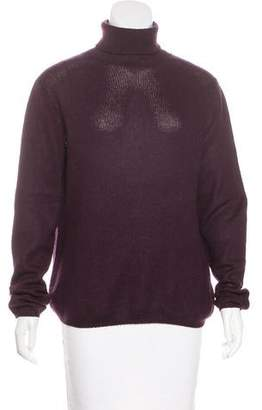 Prada Turtleneck Knit Sweater
