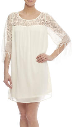 VaVa Ivory Dress $75 thestylecure.com