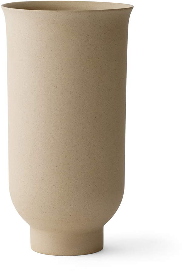 Menu - Cyclades Vase H 26 cm, Sand