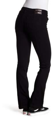 True Religion Nikki Mid Rise Flare Jeans